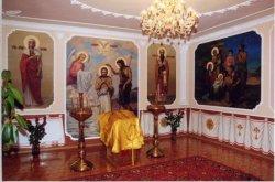 Освящена воскресная школа при Свято-Николаевском храме п. Циркуны Харьковского р-на.