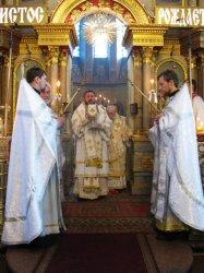 Рождество Христово в Харьковской епархии