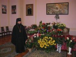 День рождения архиепископа Онуфрия