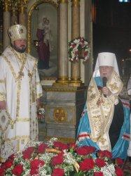 Вечернее Богослужение в День Святой Пасхи