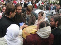 Харьков посетил протоиерей Артемий Владимиров