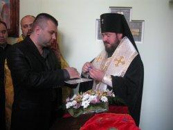 Возрождена часовня при Харьковской городской клинической больнице № 2