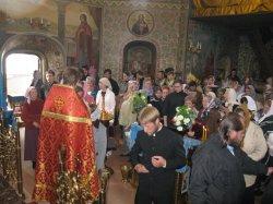 Выпускной в Харьковской Духовной Семинарии