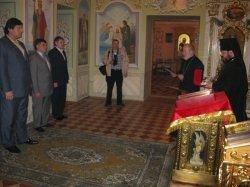 Прокурор Харьковской области награжден церковным орденом