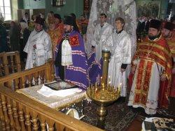 125-летие Вознесенского храма поселка Золочев Харьковской области