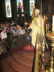 Неделя 2-я по Пятидесятнице. Всех святых, в землях Руси просиявших