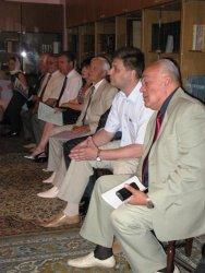 В Харьковском Епархиальном Управлении прошло заседание Рады ректоров вузов Харьковского региона