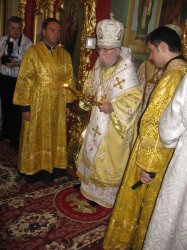 Праздник Первоверховных апостолов Петра и Павла