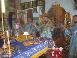 255-летие обретения Песчанской иконы Божией Матери