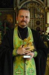 Трагически погиб священник Свято-Архангело-Михайловского женского монастыря г. Лозовая иерей Тимофей Зорин