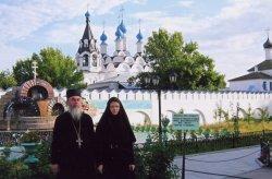 Отошел ко Господу митрофорный протоиерей Владимир Андрейко