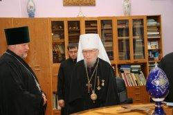 Митрополиту Никодиму присвоєний ступень доктора філософії