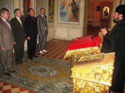 Архієпископу Онуфрію вручено  ювілейну нагороду Національної Юридичної Академії