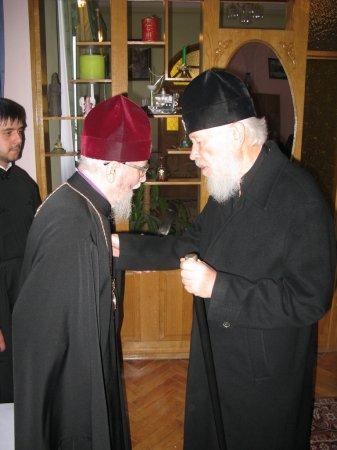 40-летие архиепископа  Онуфрия