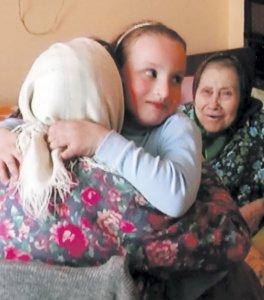 Пасхальная  радость  в  доме  престарелых