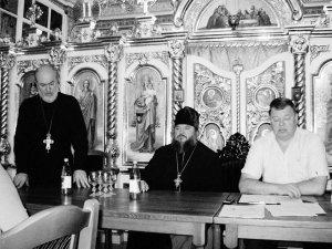 Рассмотрены вопросы духовного окормления исправительных учреждений