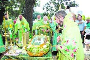 Обретение честных мощей преподобного Сергия Радонежского