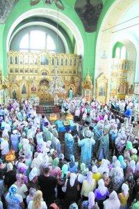 Память явления иконы Божией Матери в Казани