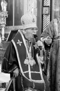 Слово Высокопреосвященнейшего Никодима, Митрополита Харьковского и Богодуховского, в день Воздвижения Креста Господня в Свято-Покровском монастыре 27 сентября 2010 года