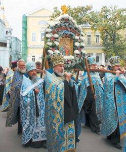 Сентябрьские звёзды Богородицы Озерянской