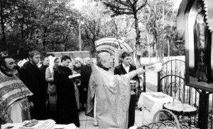 Праздник в храме  св. Олега Брянского