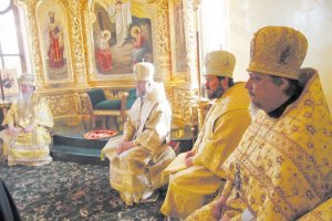Юбилейные торжества  Белгородского архиепископа