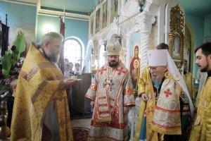 Храм отметил свой  20-летний юбилей