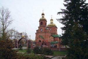 В г. Волчанске освящен новый храм