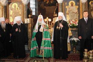 Блаженнейшему Митрополиту Владимиру — 75 лет