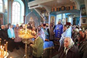 Престольный праздник в Чугуеве