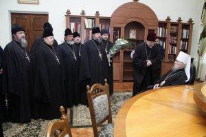 40-летие назначения на Харьковскую кафедру митрополита Никодима (Руснак)