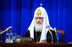Патриарх Кирилл: Образование — важная сфера взаимодействия Церкви и государства