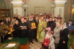 Митрополит Никодим направил поздравление к празднику Антониевской университетской церкви