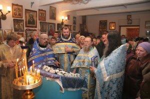 Праздник храма —  праздник села