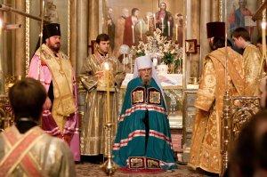 Святителю отче Мелетие, моли Бога о нас