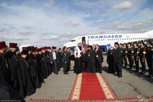 Слобожанщину впервые посетил Святейший Патриарх Кирилл
