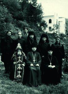 От послушника до настоятеля Свято-Иоанно-Богословского Крещатицкого монастыря 1938-1955