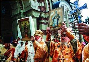 Возвращение на богоспасаемую Слобожанскую землю с 1989 года