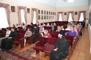 Презентация фильма, посвященного 90-летию митрополита Никодима