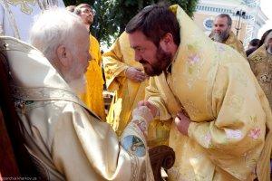 Архиепископ Онуфрий принял участие в праздновании Дня Крещения Руси в Киеве