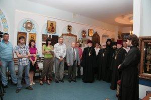 Состоялась презентация туристических марок с изображением святынь Слободского края