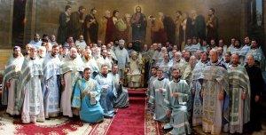 50-летний Юбилей архиерейского служения Церкви Христовой