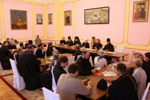 Харьковская духовная семинария