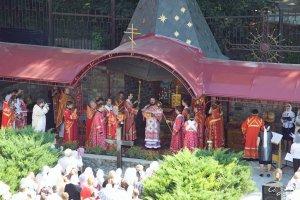 Великомученика  и целителя Пантелеимона