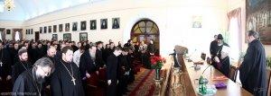 В Харьковской Духовной Семинарии начался новый 2011-2012 учебный год