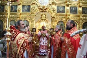 Перенесение мощей благоверного князя Александра Невского