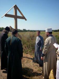 Праздник Успения в Полковой-Никитовке