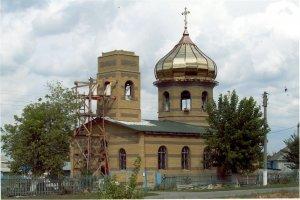 В день престольного  праздника в Новоосиново