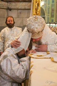 Сороковой день по смерти Высокопреосвященнейшего митрополита Никодима