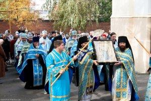Торжества в честь праздника Покрова Пресвятой Богородицы